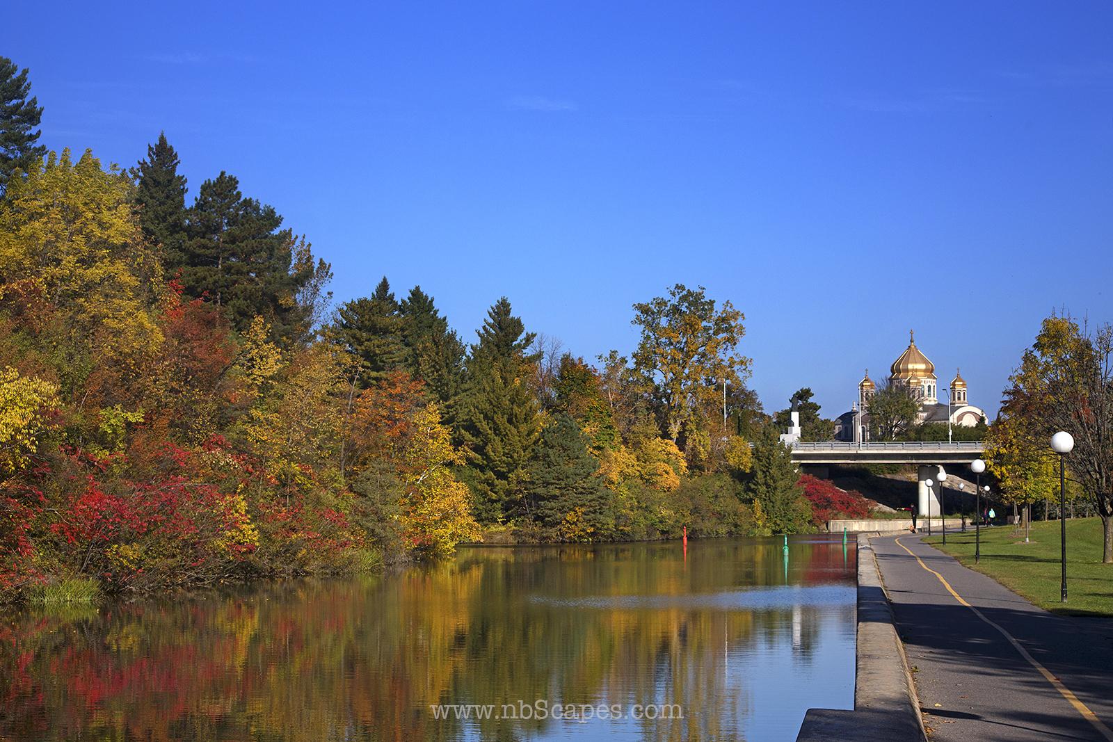 Rideau Canal Fall Colors
