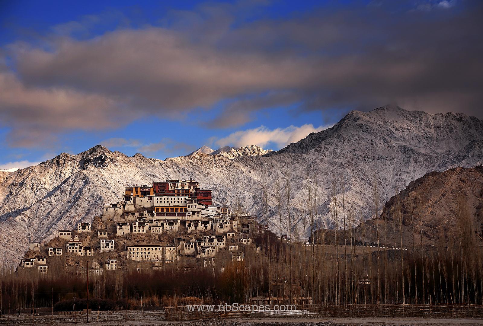 Thikshey Monastery